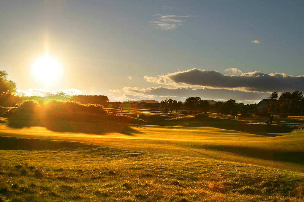 Alfred DunHill Links 9
