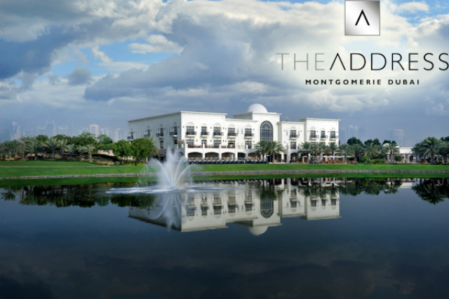 The Address Montgomerie Dubai Hotel & Golf Resort