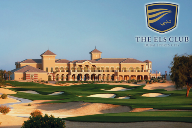 The Els Club Golf In Dubai Sports City