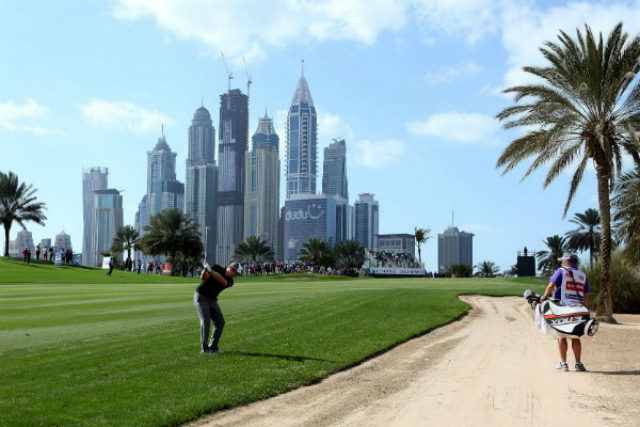 Join world's best at Dubai Desert Classic