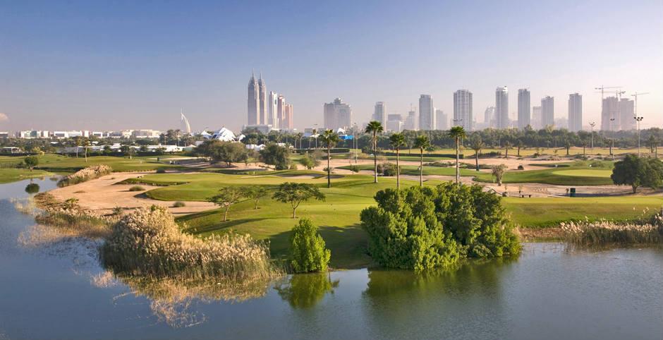 Omega Dubai Desert Classic 1
