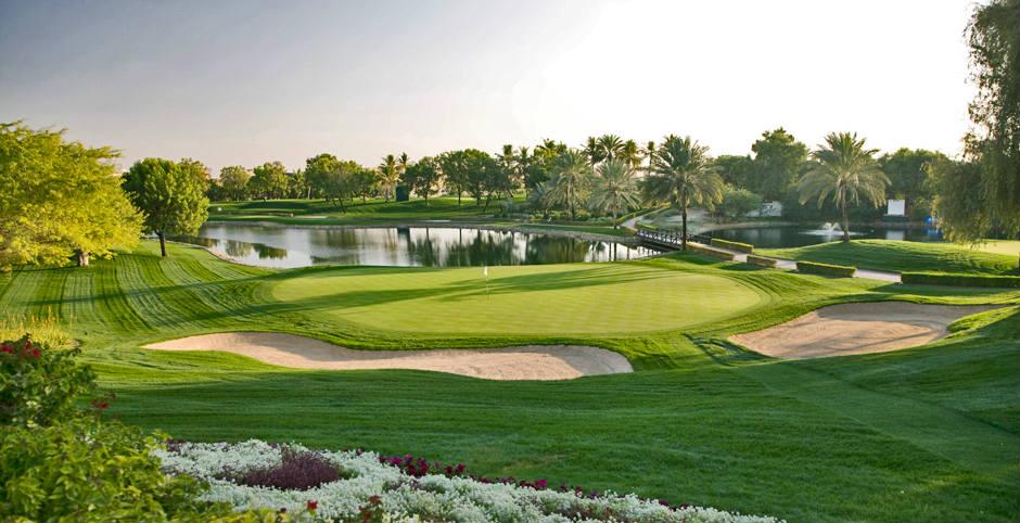 Omega Dubai Desert Classic 2