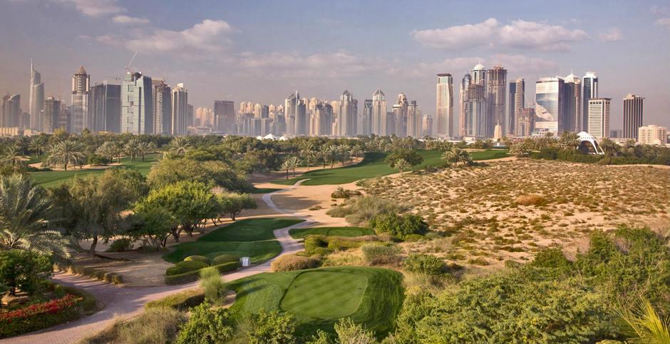 Omega Dubai Desert Classic 5