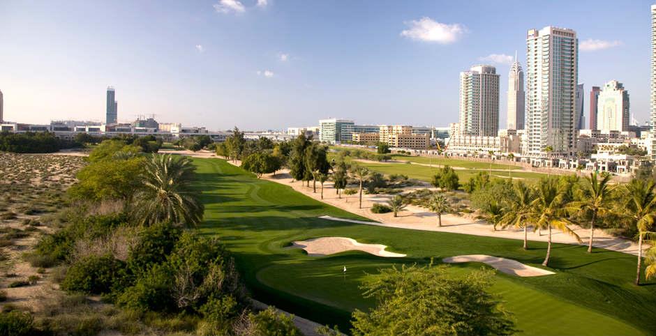 Omega Dubai Desert Classic 6
