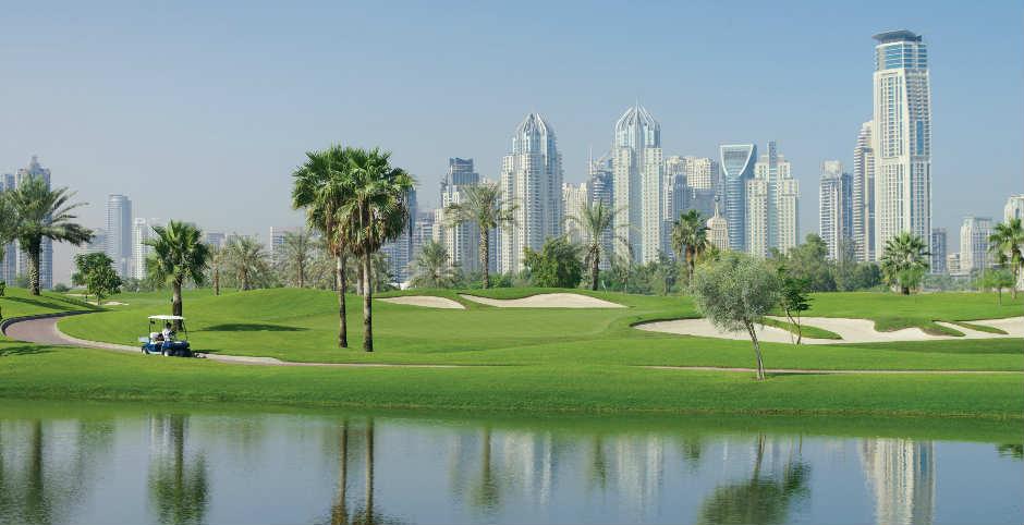 Omega Dubai Desert Classic 7