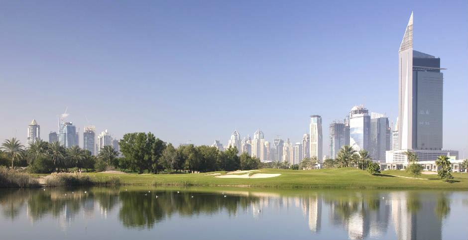 Omega Dubai Desert Classic 8