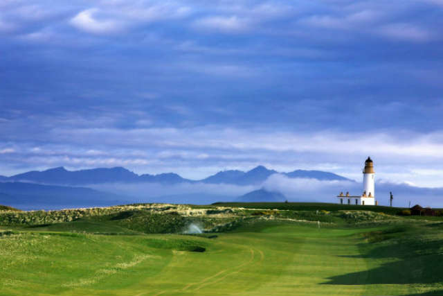 Scotland Greatest Courses