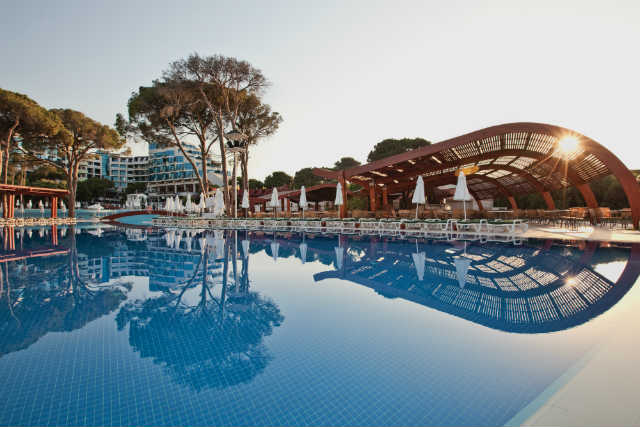 Turkey Golf Holidays - Cornelia Deluxe Resort