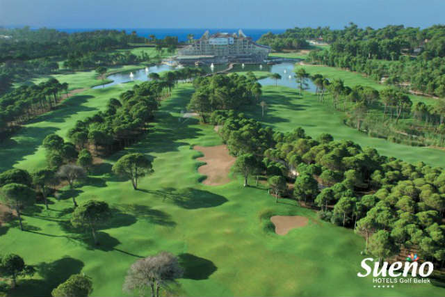 Sueno Golf Resort – By The Numbers