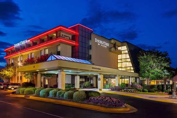 DoubleTree Hilton Columbia