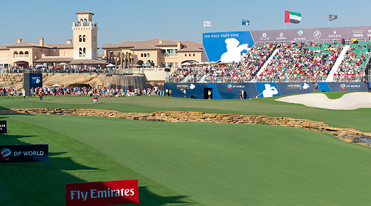 DP World Tour Championships