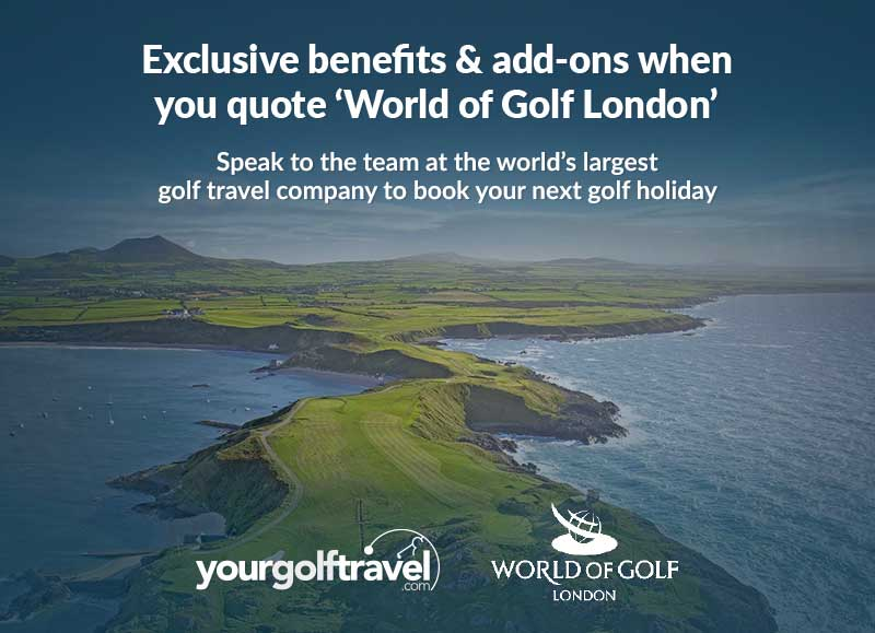 World of Golf Benefits