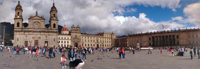 bogota central square