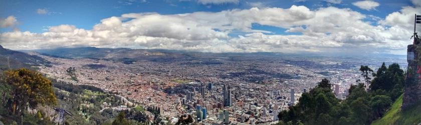 bogota mountain view