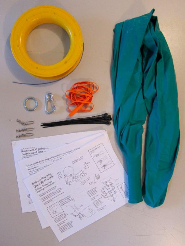 Balloon Mapping Kit