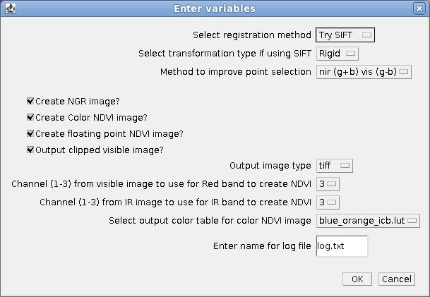 🎈 Public Lab: Photo monitoring plugin for ImageJ/Fiji
