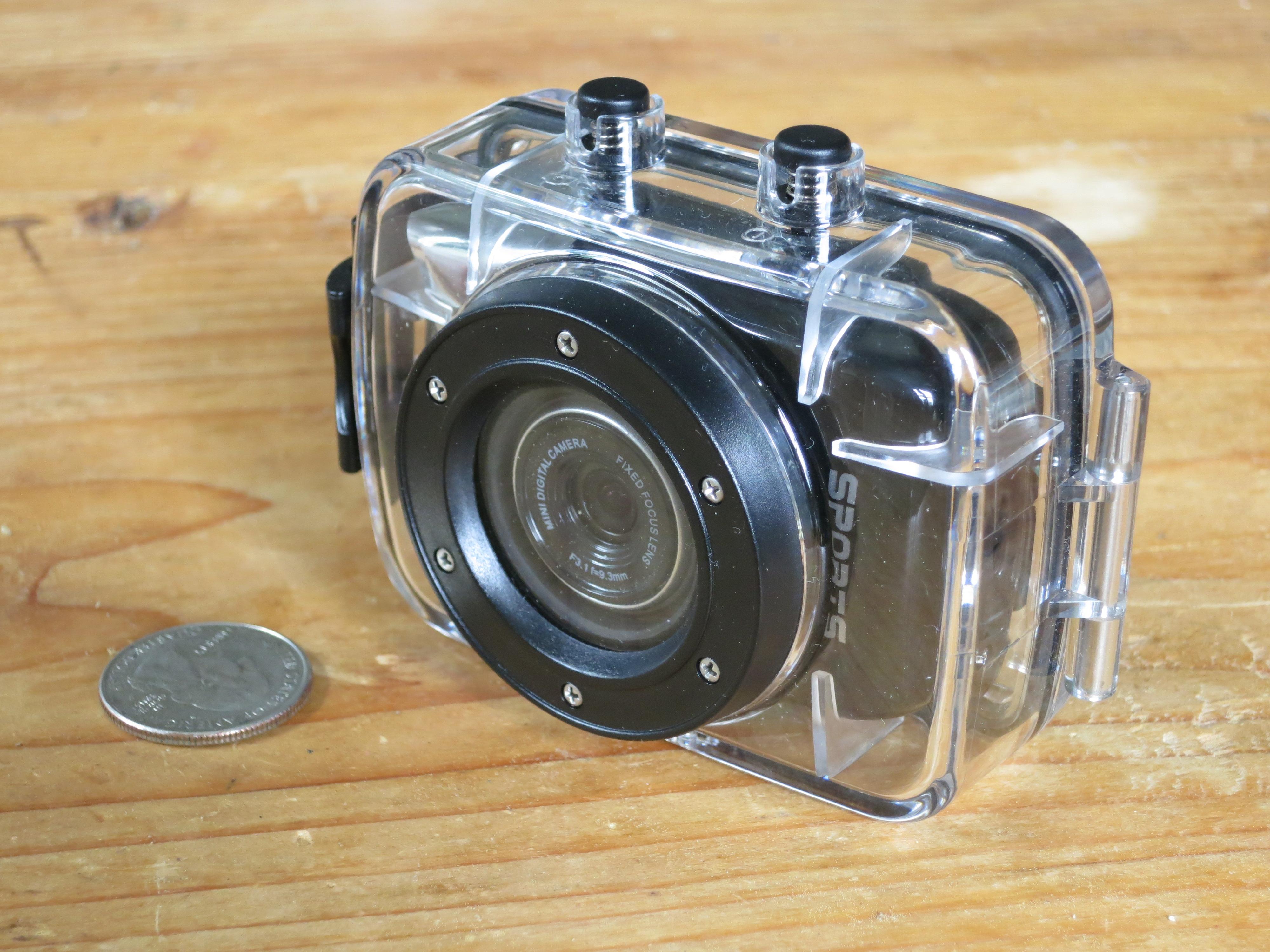 🎈 Public Lab: Small camera conversion tests