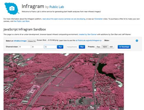 Infragram.org