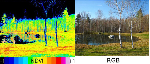 Public Lab Near Infrared Camera