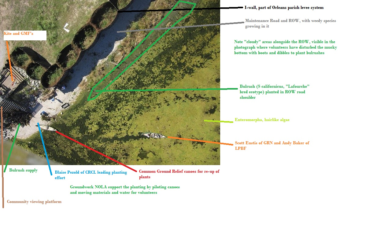 annotated map