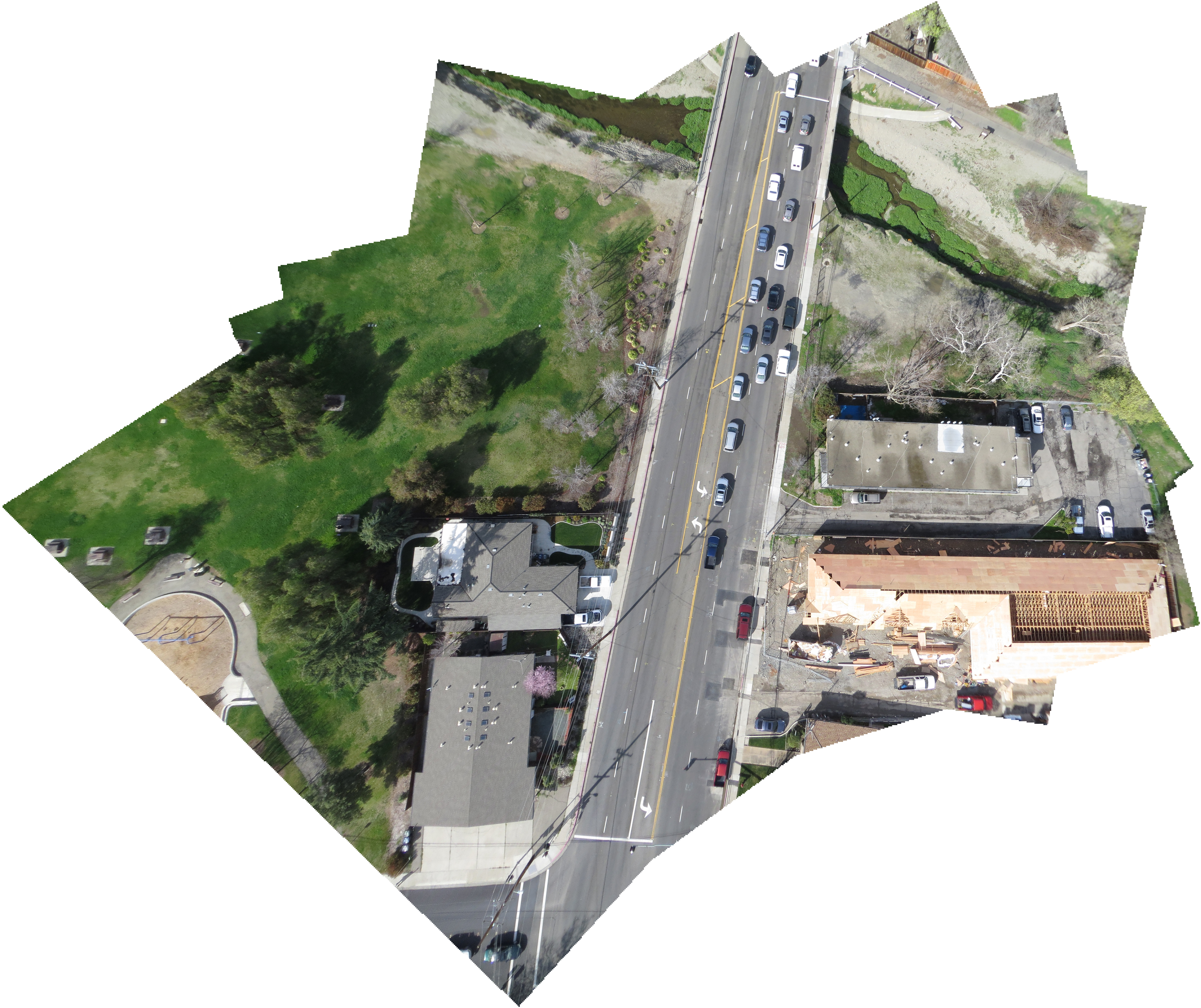 Construction Site Map: Public Lab: More Updated Maps