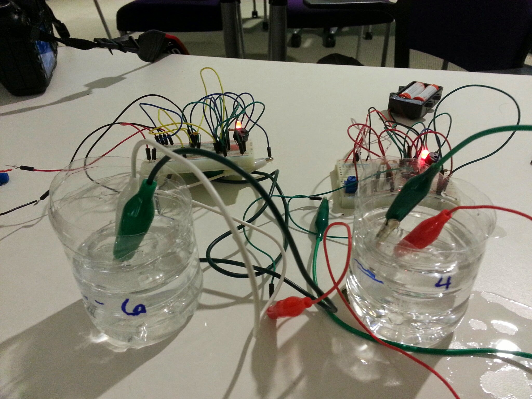 🎈 Public Lab: 555 Conductivity Meter