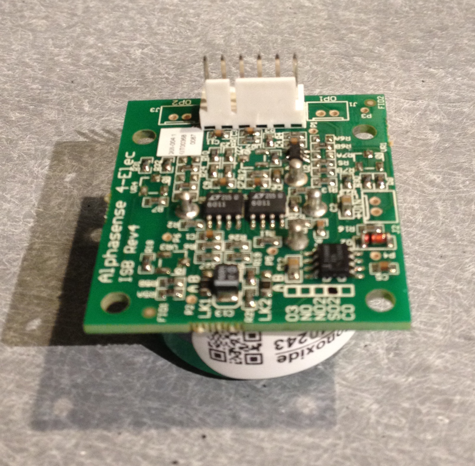 Public Lab Smart Sensor Board For Electrochemical Gas Sensors Where To Buy Circuit Boards But Cant I Just A