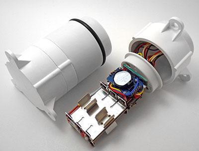 Public Lab An Arduino Based Underwater Sensor Platform