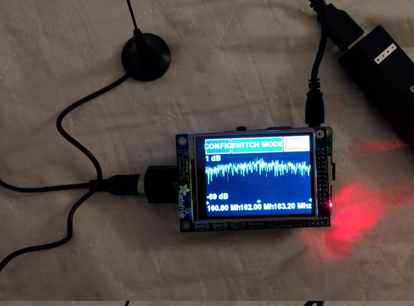 Public Lab Raspberry Pi As Marine Traffic Radar