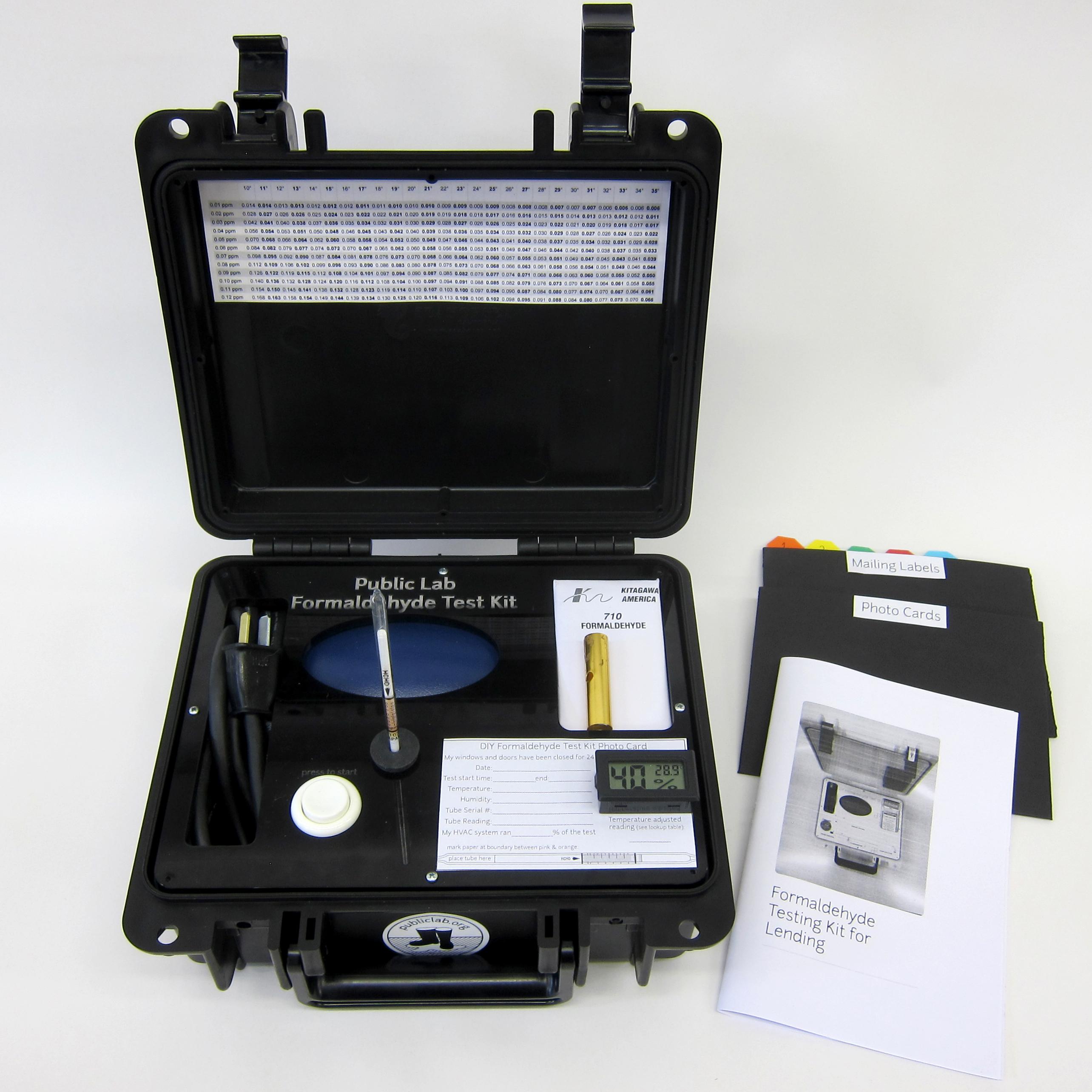 Public Lab Indoor Air Quality Monitoring Amp Mitigation