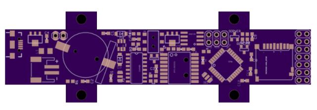 🎈 Public Lab: Riffle: one-sided pcb w/ breakaway mounting tabs