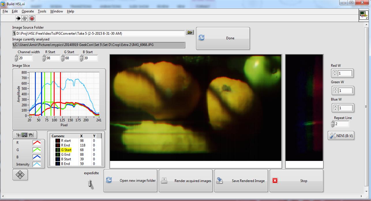 🎈 Public Lab: Hypersperctral imaging using DIY kits