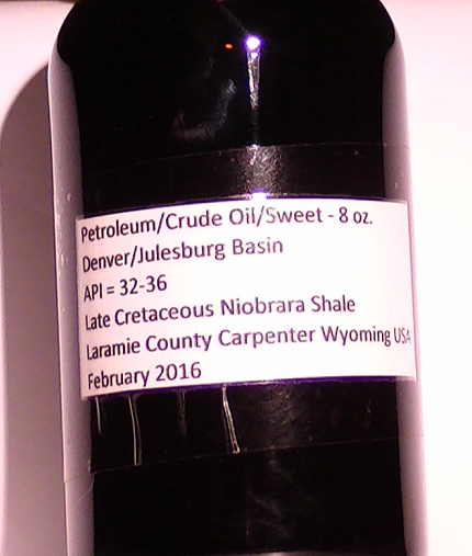 🎈 Public Lab: Crude oil analysis (sweet crude) Laramine