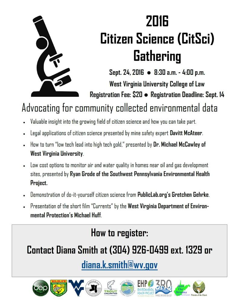 public lab event citizen science gathering in west virginia exciting to see this conference come together gretchengehrke will be presenting solutioingenieria Gallery