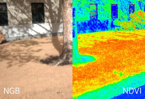 Public Lab Multispectral Imaging