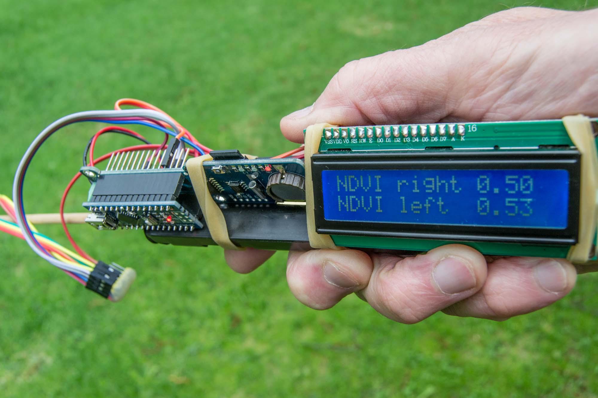 🎈 Public Lab: Dual NDVI Ultra Probe Unit