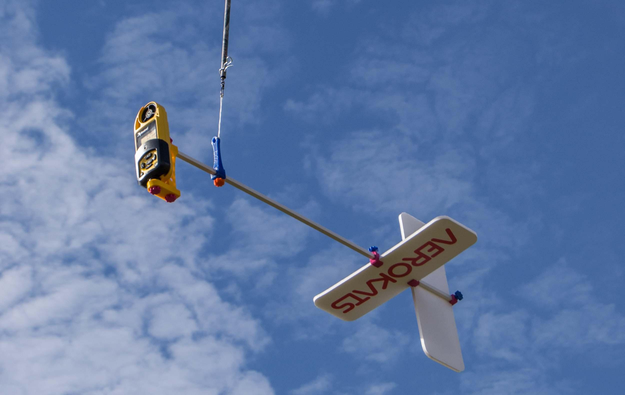 🎈 Public Lab: Winds aloft: sensor overload