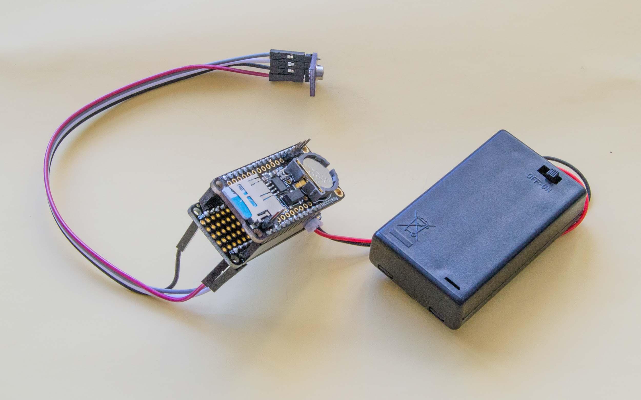 🎈 Public Lab: Adafruit Feathers for datalogging
