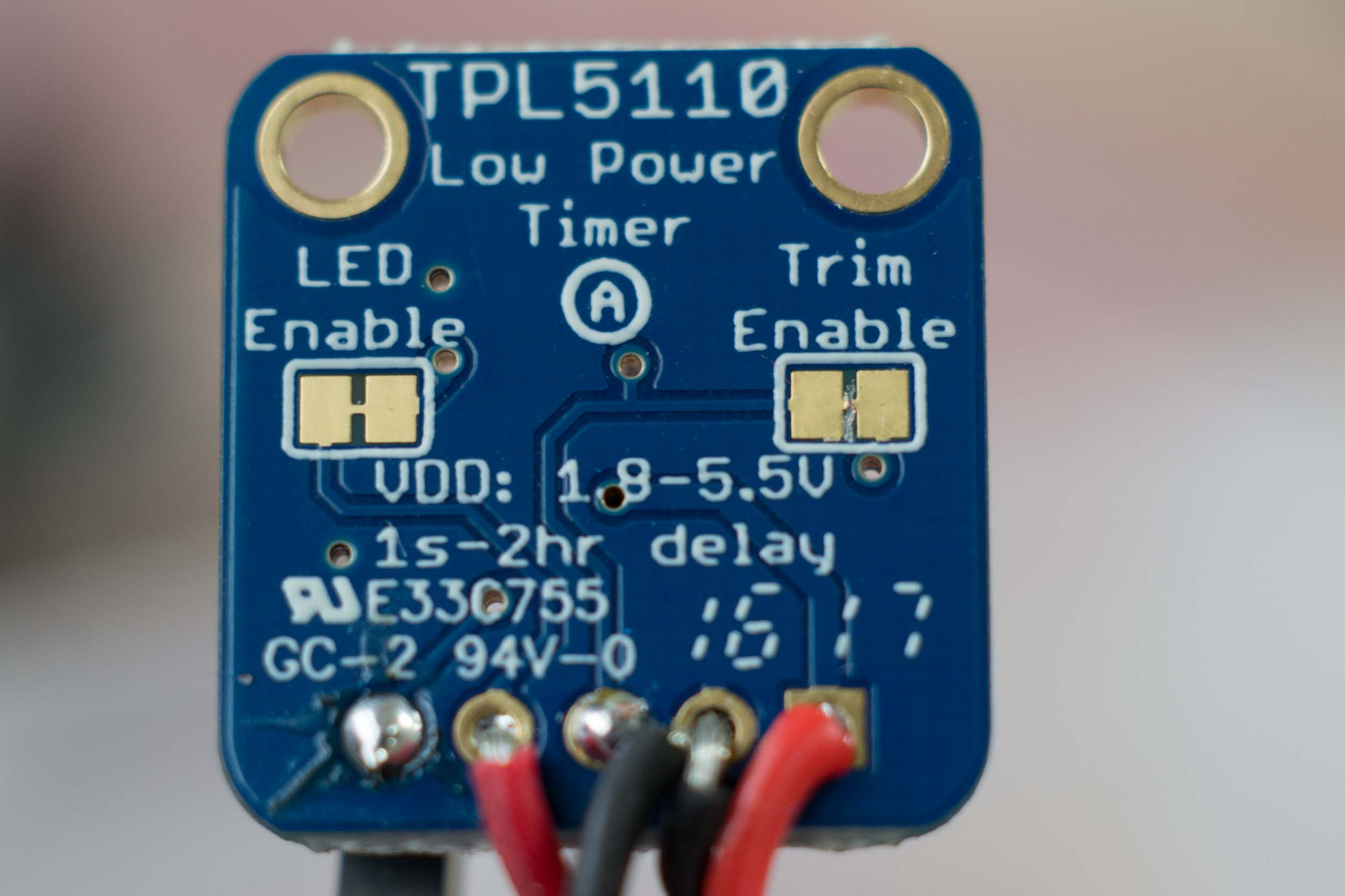 🎈 Public Lab: Log all the data with Adafruit's TPL5110 Low