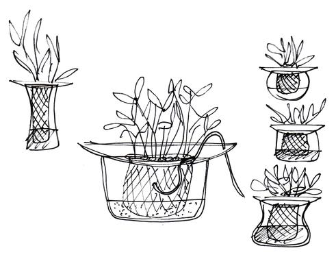 public lab stevie Betta Fish Bowls with Plants indoor air remediation kit paris prototype and workshop 2 2 18