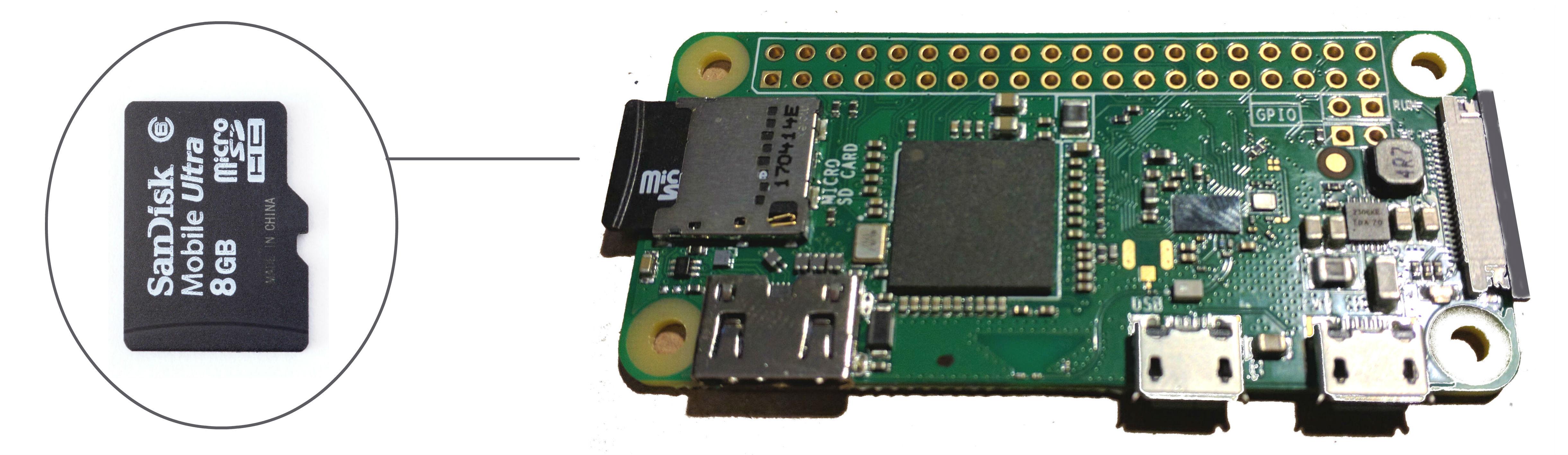 🎈 Public Lab: Prepare an SD card for a Raspberry Pi camera