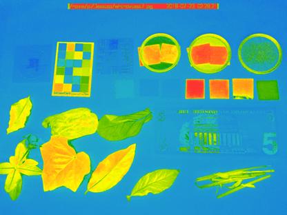 🎈 Public Lab: NDVI LED Simulator