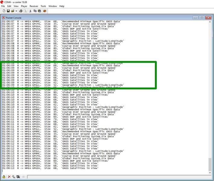 Streaming Nmea Gps Data