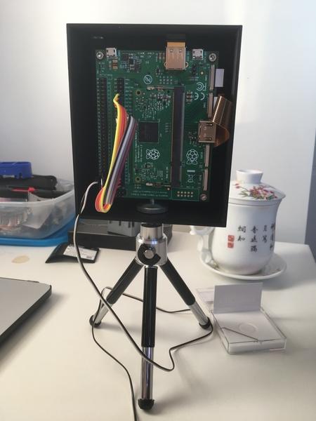 🎈 Public Lab: Cheap multispectral camera