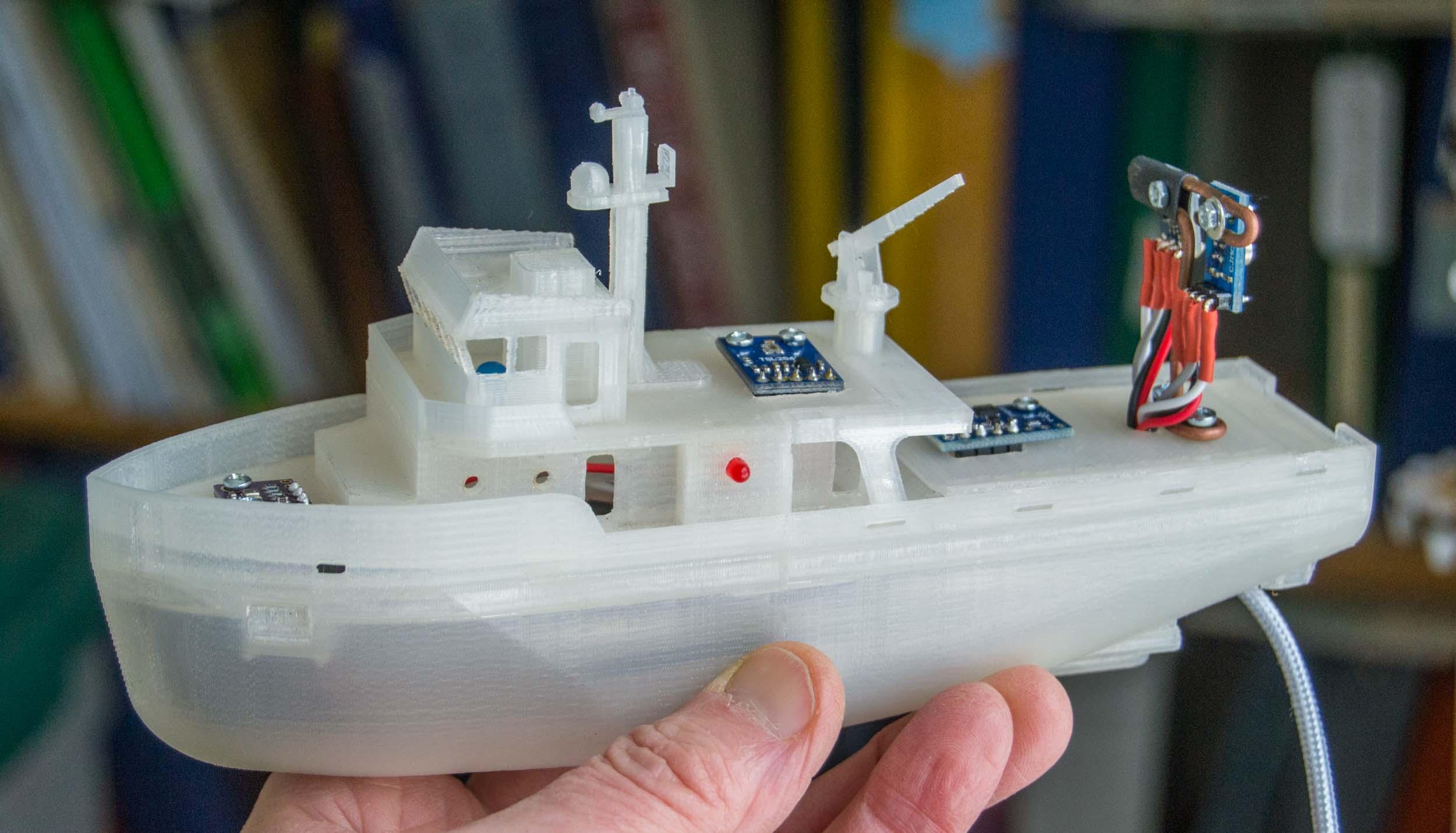 Sailboat Wiring Harness