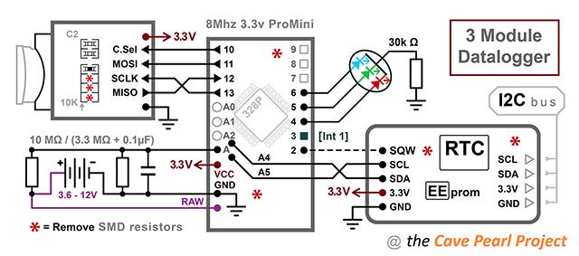 🎈 Public Lab: An Arduino Based UnderWater Sensor Platform
