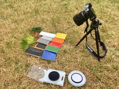 🎈 Public Lab: Near-Infrared Camera