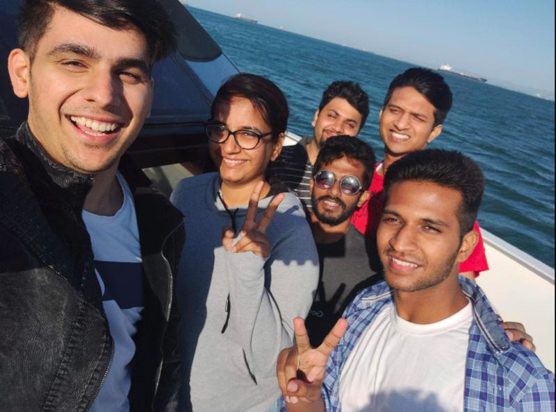 Public Lab Google Code In Grand Prize Trip Experience