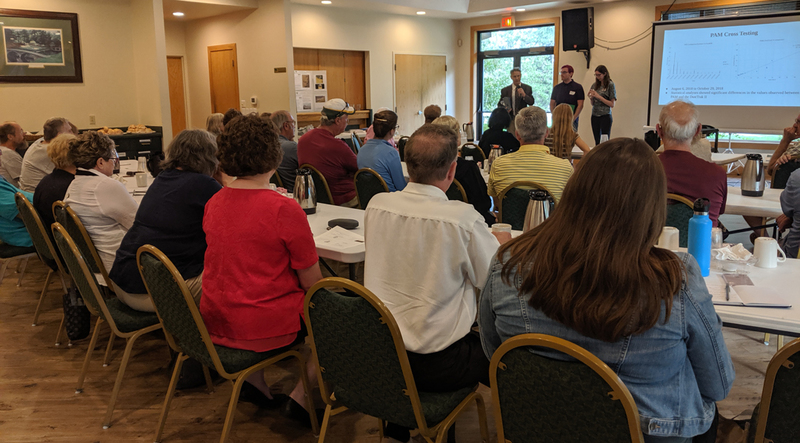 Community workshop in Black River Falls