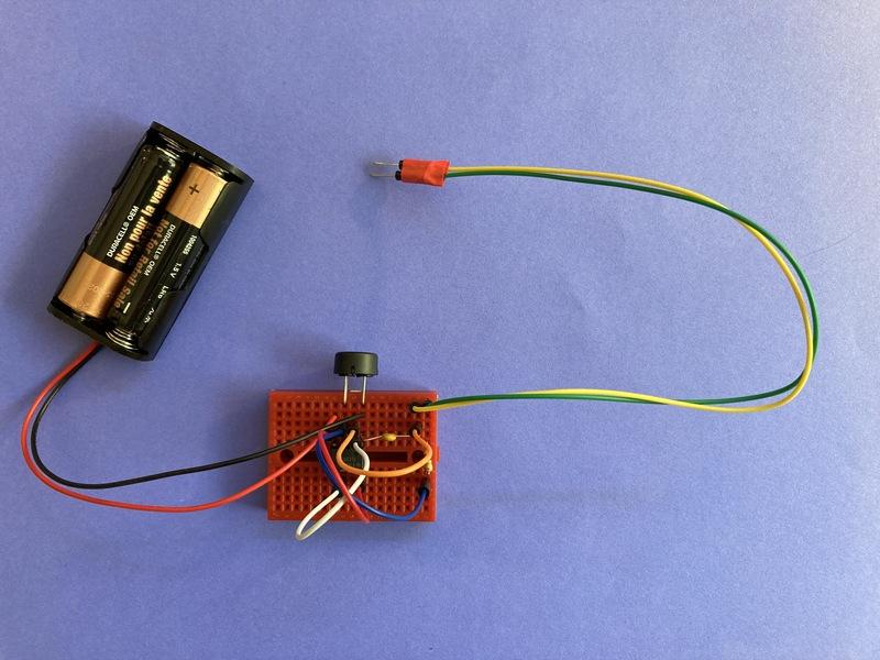 assembled coqui sensor